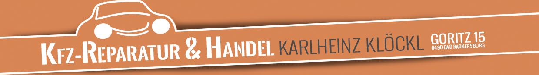 Karlheinz Klöckl